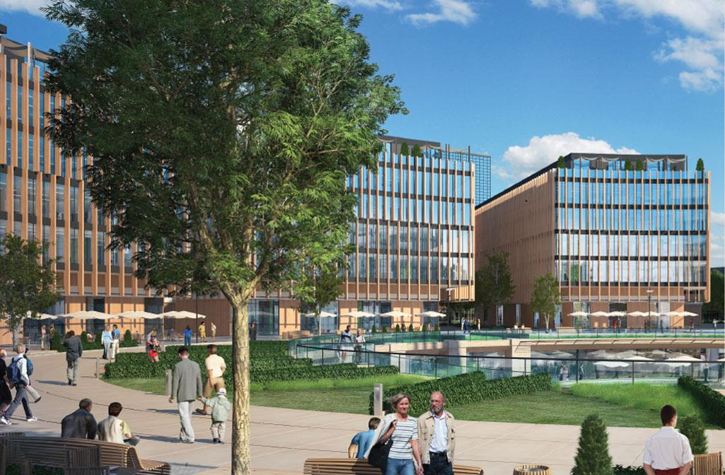 <span>(</span>Living Lab budowany z Politechniką Warszawską<span>)<span>
